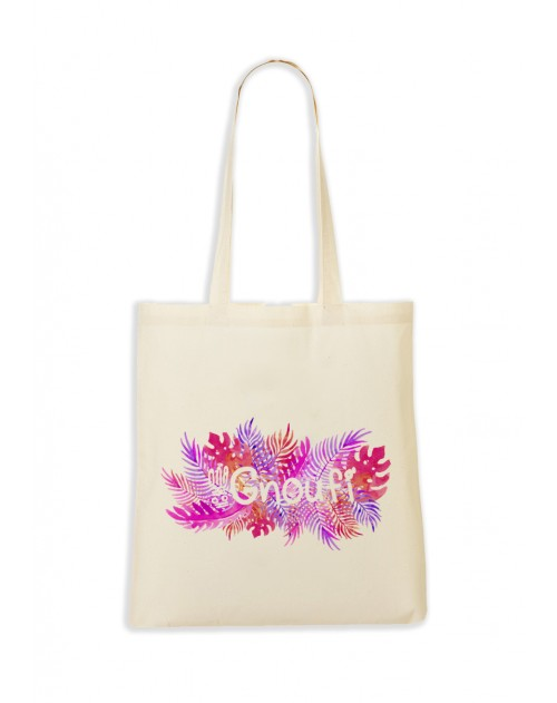TOTEBAG NATUREL GNOUFI BOREAL