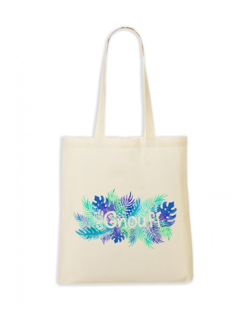 TOTEBAG NATUREL GNOUFI POLAIRE