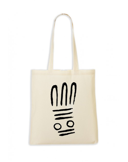 TOTEBAG NATUREL GNOUFI