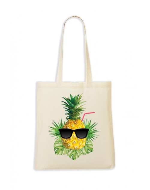 TOTEBAG NATUREL ANANAS