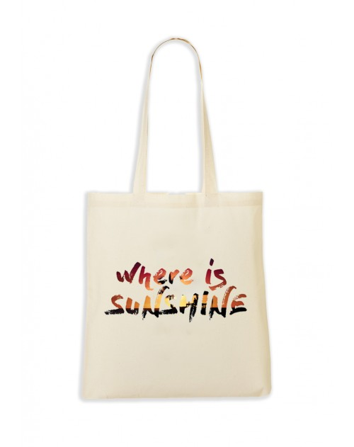 TOTEBAG NATUREL SUNSHINE