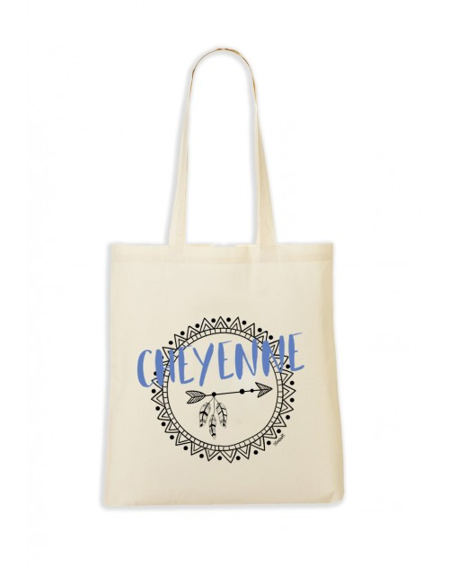 TOTEBAG NATUREL CHEYENNE