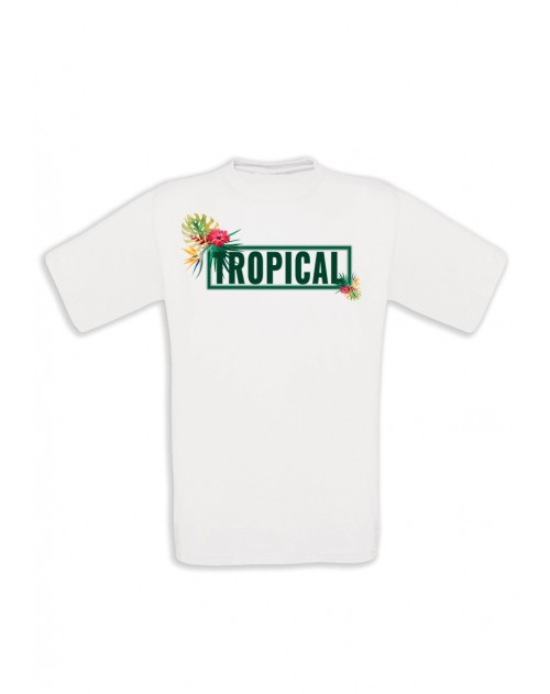 T-SHIRT TROPICAL FL