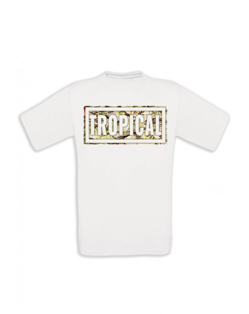 T-SHIRT TROPICAL