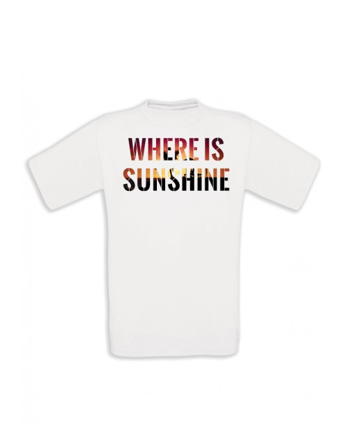 T-SHIRT SUNSHINE TP