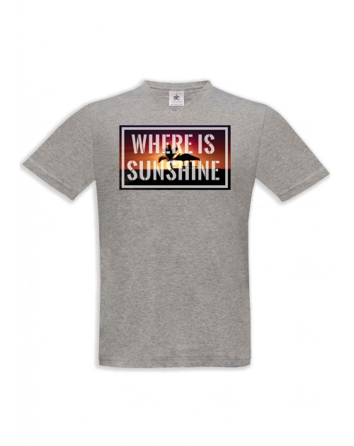 T-SHIRT SUNSHINE TC