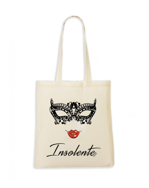 TOTEBAG NATUREL INSOLENTE