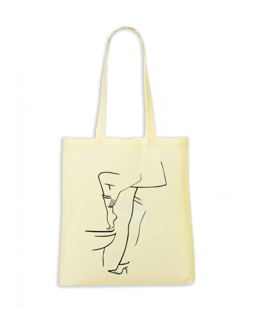 TOTEBAG LEMON INFINITY