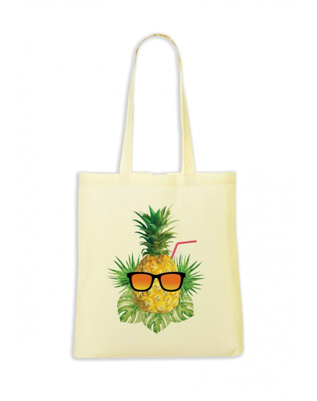 TOTEBAG LEMON ANANAS ORANGE